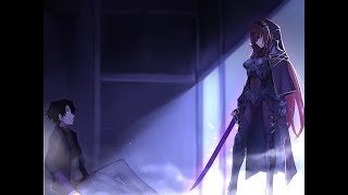 Fate/Empire of Dirt - Demo Battle: Scathach vs ???