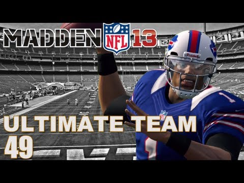 Madden 13 Ultimate Team : The Golden Child Cam Newton Ep.49