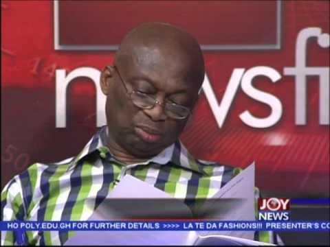 Anas' Judicial Scandal - Newsfile on Joy News (6-2-16)