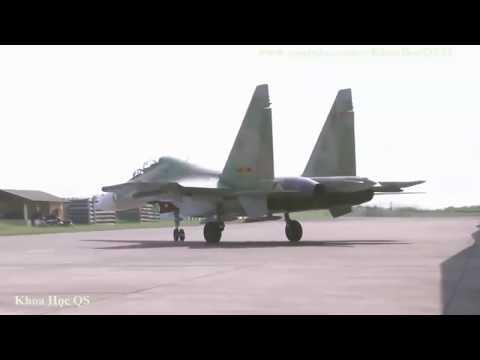 Su 30MK2 Của Không Quân Việt Nam