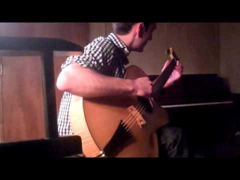 Julian Lage playing Koentopp Guitars, October 2, 2011