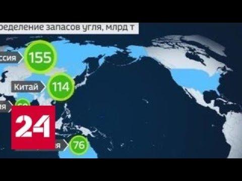 Экспорт российского угля: ориентир на Восток