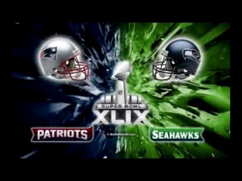The Mock Commentator: NFL Super Bowl 2015 Patriots v Seahawks Greatest Commentary Ever