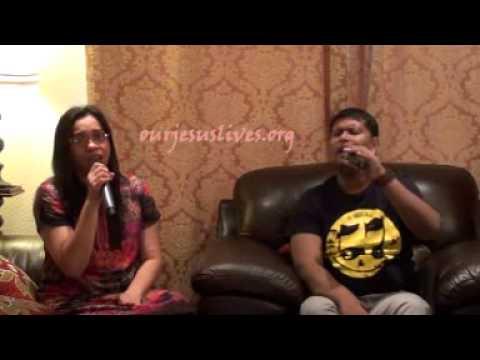 Malayalam Christian Song - Yeshuva Oru Vaakku... Chikku Kuriakose & Anu Ambanattu video