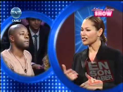 Hülya Avşar Show Aref Pascal Nouma Acun Ilıcalı izle 25 mart 2011 TNT Merveloji