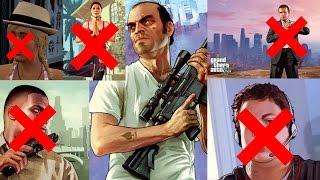 GTA 5 Trevor Kills Michael Franklin Amanda Tracey And Jimmy