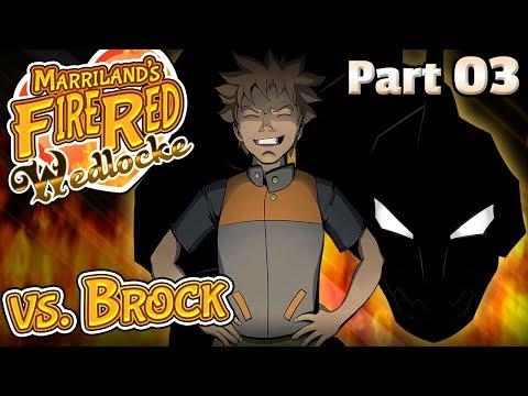 Pokémon FireRed Wedlocke, Part 03: Brock Your World!