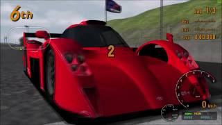 Gran Turismo 3 - Race of Turbo Sports [AMA] (+ Prize Car)