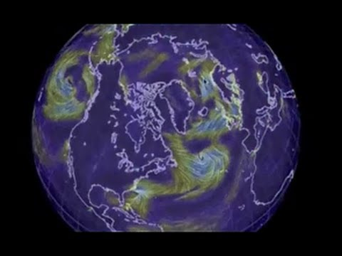 S0 News March 7, 2014 Arctic Storm, Space Magnetism ,1