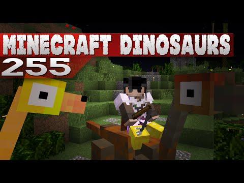Minecraft Dinosaurs 255 Hunt for Dinosaurs