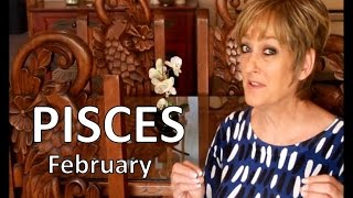 PISCES February Horoscope 2017 - Income Streams are at the Forefront