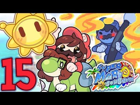 Mario Sunshine / Ugly Zoo / Part 15 / Jaltoid Games