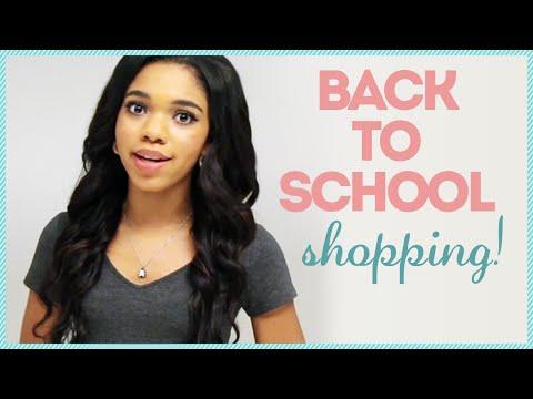 BACK TO SCHOOL SHOPPING TIPS w/ Teala Dunn