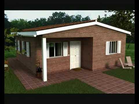Casas baratas youtube - Planos de casas para construir ...