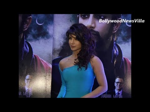 Priyanka Chopra Spotted At The Premier Of The Reluctant Fundamentalist. video