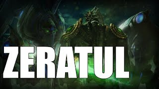 Starcraft 2: Zeratul Gameplay & Review (Brutal Co-op/Mutation to Max Level)