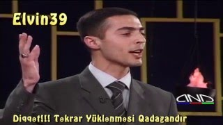 De Gelsin 2004 IV - Nesimi Yasamalli & Vuqar Yasamalli (05.06.2004) Orjinal Versiya 1/4 Fınal HD