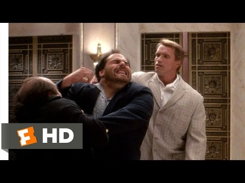 Twins (2/10) Movie CLIP - No Respect for Logic (1988) HD