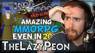 Asmongold Reacts to Why Old School RuneScape Is One Of The Best MMORPGs To Play In 2018