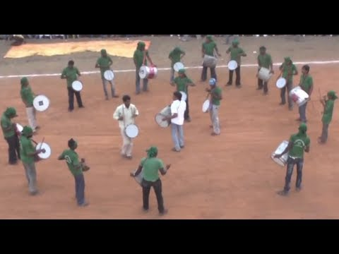 TEENMAAR - Drum Beat Dances