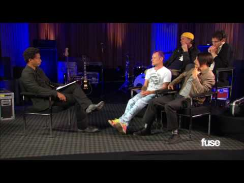 Red Hot Chili Peppers on Losing John Frusciante - On The Record