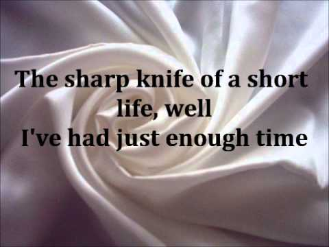 If I Die Young-The Band Perry(lyrics)