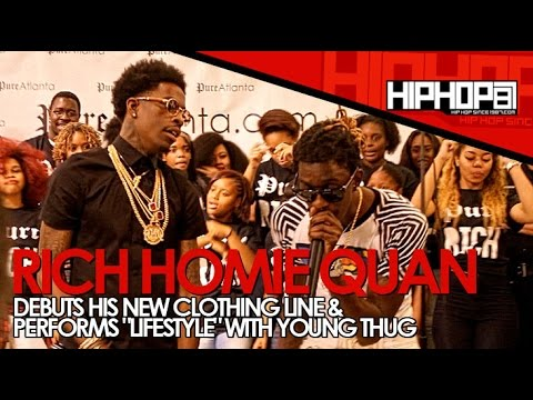 Rich Homie Quan Performs