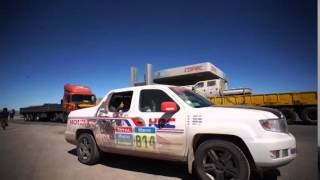 Dakar Rally 2015 Behind the Scene Stage 5