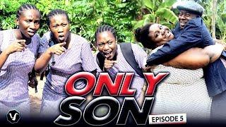 ONLY SON (CHAPTER 5) -UCHENANCY LATEST NIGERIAN MOVIES 2019