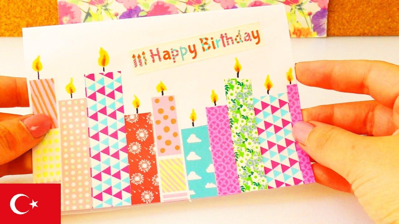 Открытка с днем рождения на 9 лет девочке своими руками 44