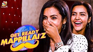 Are You Priya Anand's Mappillai ? – Interview | Get Ready Mappillai'z | Wedding Conversation