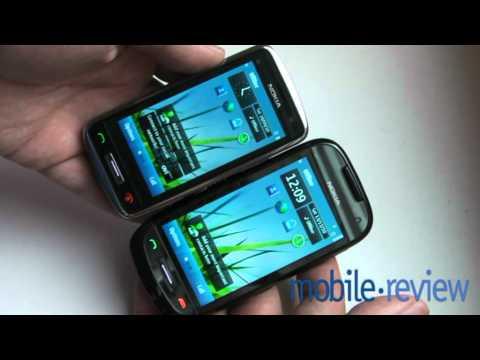Nokia C7 Demo