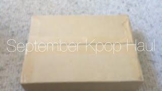 Download Lagu Huge September Kpop Haul | Unboxing [EXO, BTS, GOT7, NCT127, JJ PROJECT] Gratis STAFABAND