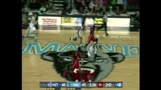 NJIT at Maine Men's Basketball Highlights