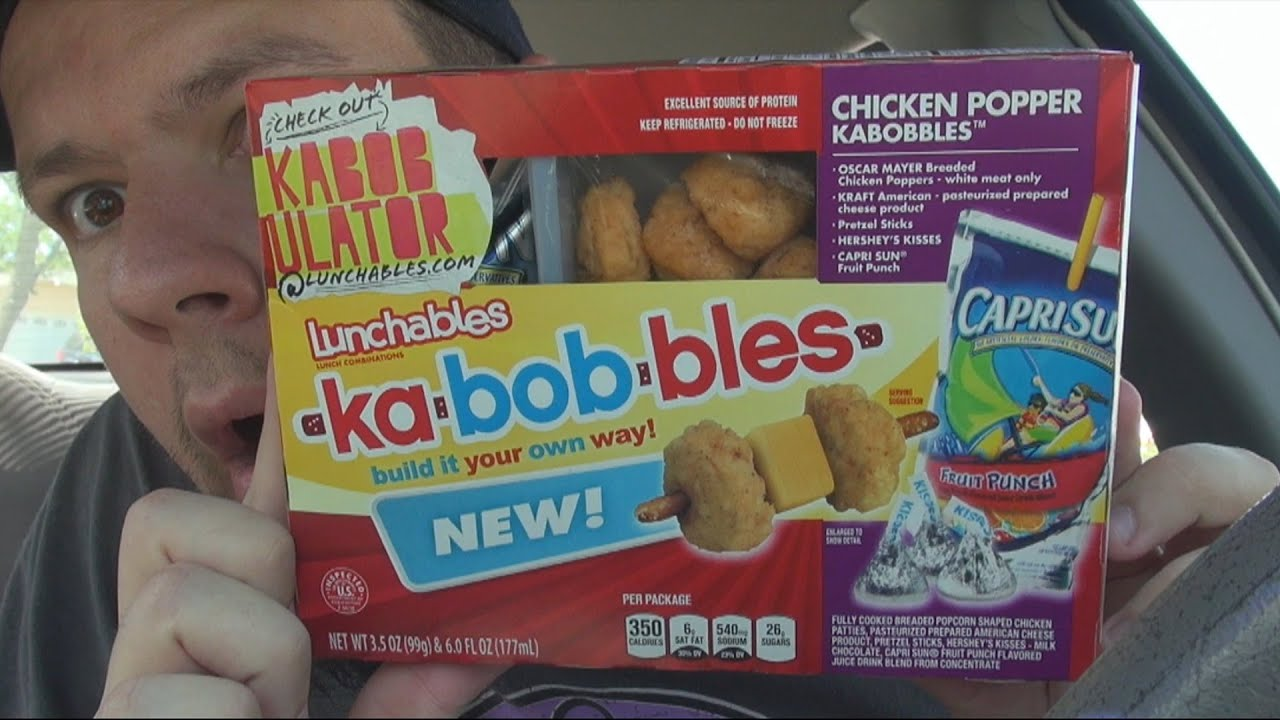 Lunchables Chicken Carbs Lunchables Chicken