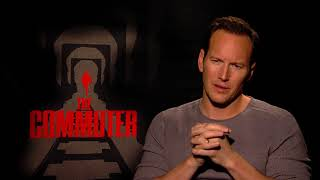 Patrick Wilson talks about how Industry has changed |  'The Commuter'