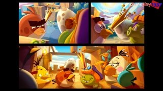 ANGRY BIRDS EPIC - WIZPIG'S CASTLE - FINAL THE END - LAST BOSS, PART 39 (iOS, Android, WP)