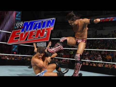 Cody Rhodes vs. Justin Gabriel: WWE Main Event, May 15, 2013