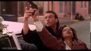 Hard Target 3 9 Movie CLIP   Missed the Party 1993 HD   YouTube