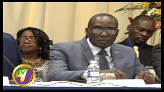 TVJ Midday News: Police Detain Former Education Minister Ruel Reid - October 9 2019