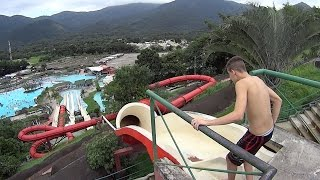 K2 Water Slide at Rio Water Planet
