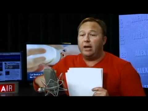 (1 of 10) 1-5-10 - The Alex Jones Show - Weather has been manipulated by the military for decades