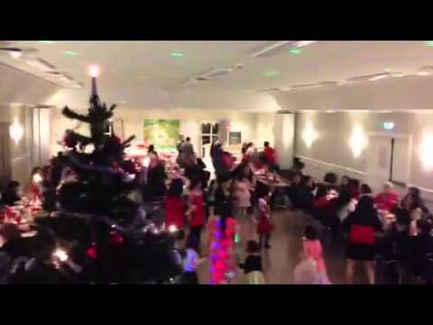 Christmas Party ( Filipino-Norwegian Association ) ( djv )