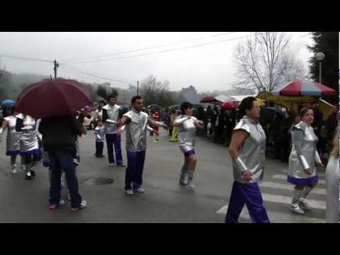 1 - Carnaval 2013 Pinheiro da Bemposta, Oliveira de Azemeis