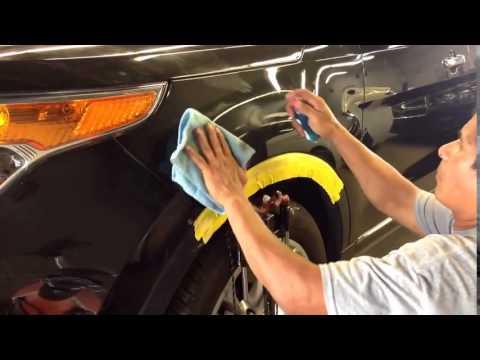 Paintless Dent Repair Oklahoma City