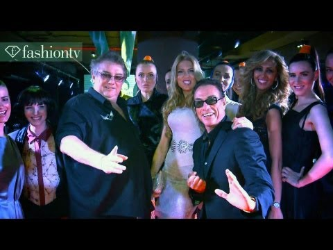 Jean-Claude Van Damme, Michel Adam at Luxury Meets Justice Party at F Studio Club,Dubai | FashionTV