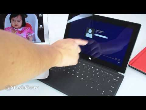 Microsoft Surface Pro vs MacBook Air 11-inch