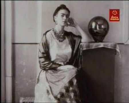Frida Kahlo, Vida y Tiempos (Parte 1)