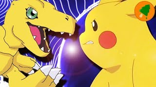 Pokemon vs Digimon: The REAL TRUTH
