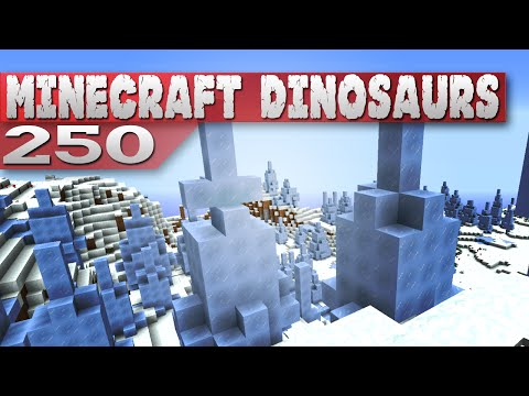 Minecraft Dinosaurs! || 250 || Super Caving